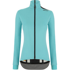 Santini Vega Multi-Weather Winter Jacket Women aqua